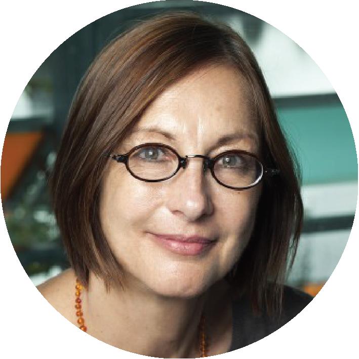 Headshot image of Judy Fudge