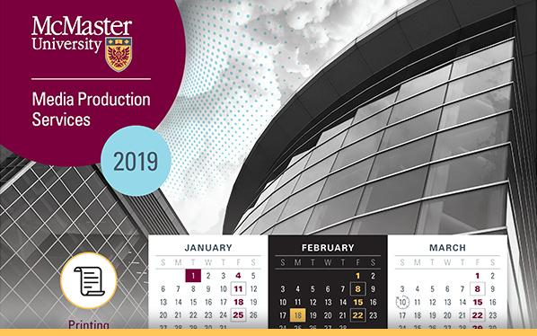 image of calendars